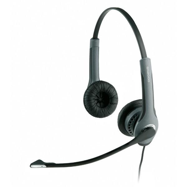 Jabra Gn9120 Flex Nc Microphone: Jabra GN2000 Duo Flex Microfono Cancellazione Rumore 2009