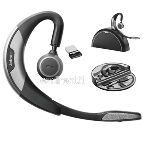 Auricolare Bluetooth Jabra Stealth: Auricolare Bluetooth 4.0 Con NFC Jabra Motion
