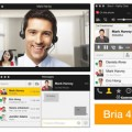 Telefono software VoIP per PC desktop e smartphone Bria