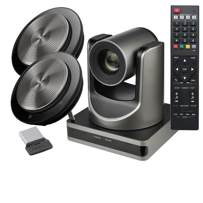 Webcam per videoconferenza e streaming.