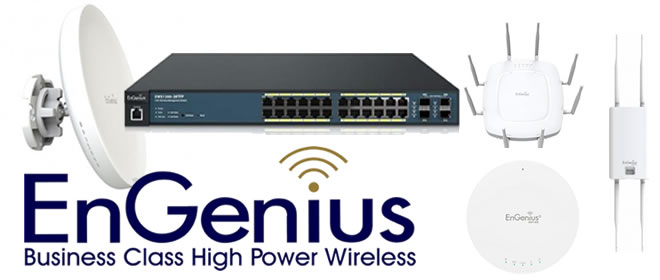 Engenius wifi switch