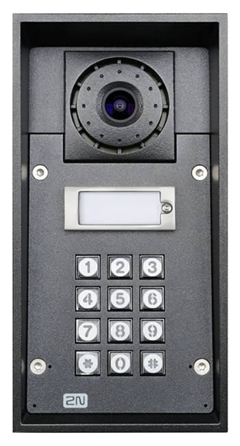 Door phone IP 2N force with camera