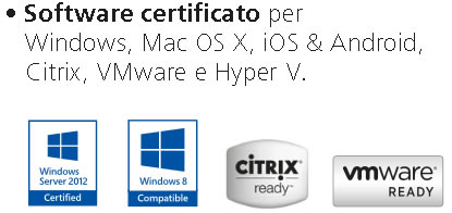 Estos cti certificato windows android ios vmware