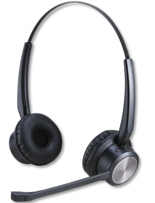 Auricolare bluetooth stereo con archetto professionale M800