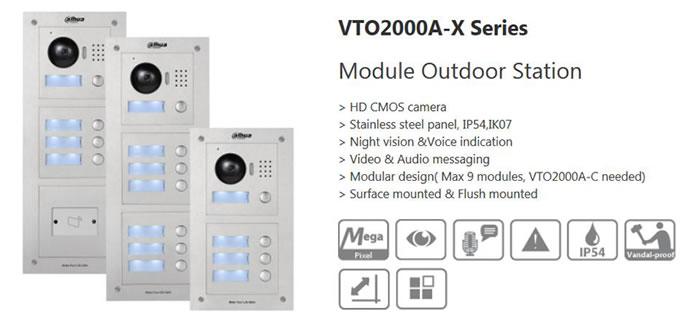 Dahua VTo2000A-X