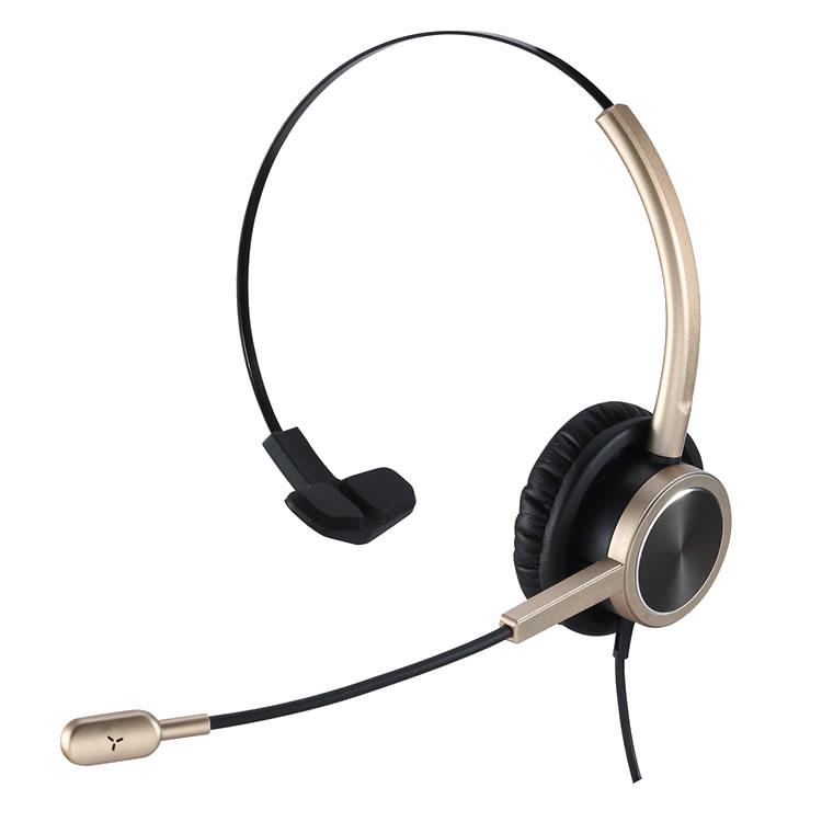 Cuffia noise cancelling professionale ezd-901 gold
