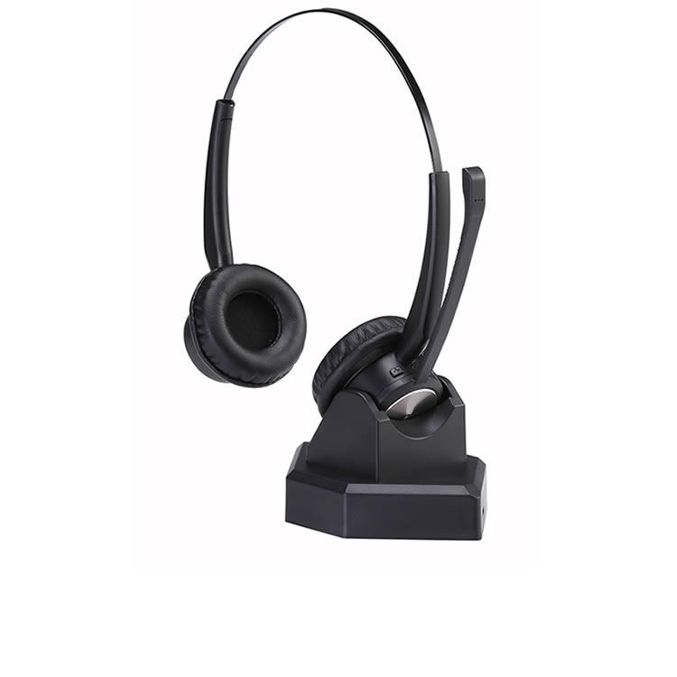 Cuffia bluetooth stereo con microfono professionale