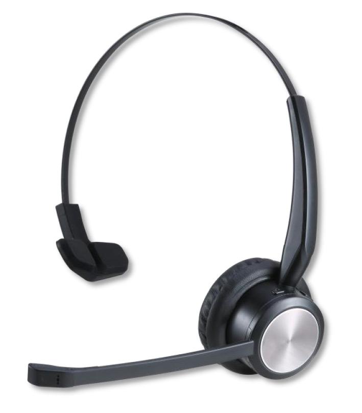 Cuffia con microfono bluetooth archetto ezlight m800