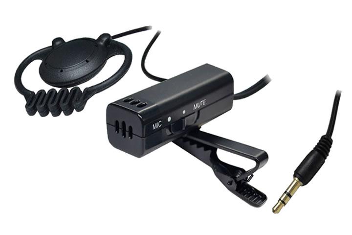 microfono per radioguide
