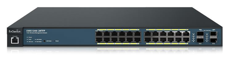 Enegnius EWS7928TFP switch