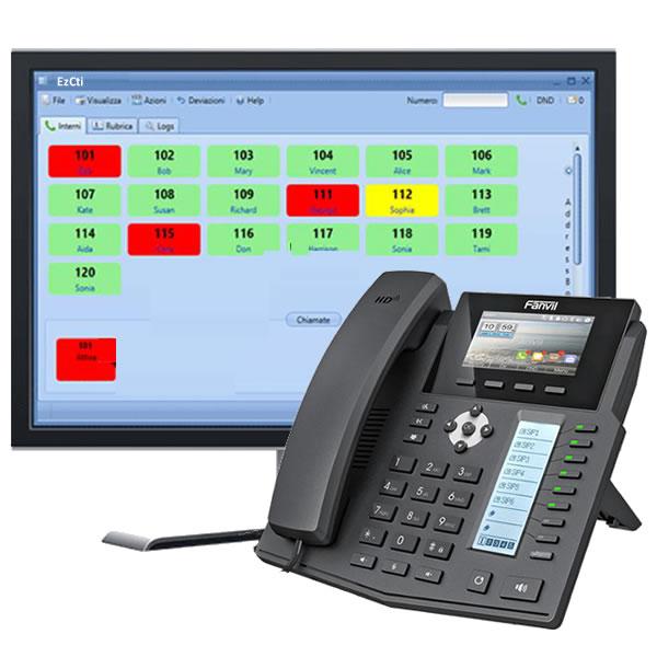 CTI compuetr telefhone integration