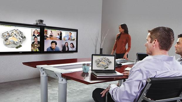 videoconferenza vidyo con endpoint sala riunioni