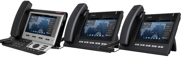 Nuovi telefoni VoIP Android Fanvil