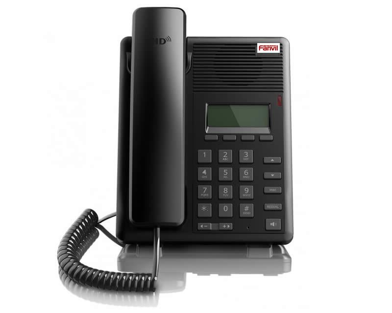 telefono ip fanvil f52