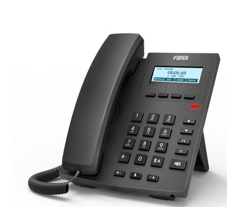 Fanvil X1 telefono IP per centralino virtuale