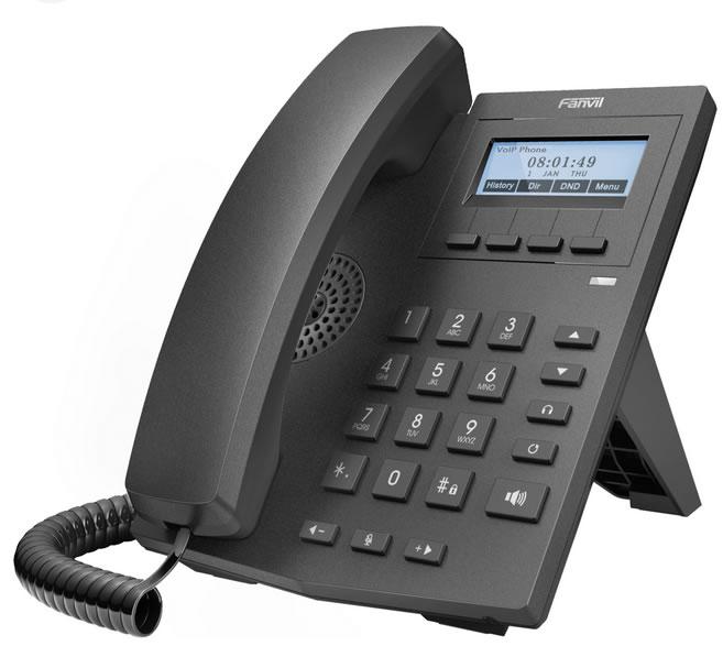 Fanvil X1 telefono voip