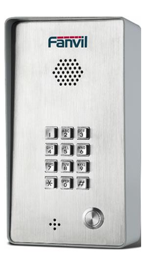 Fanvil i21t door phone voip ip sip
