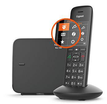 Telefono cordless gigaset c570