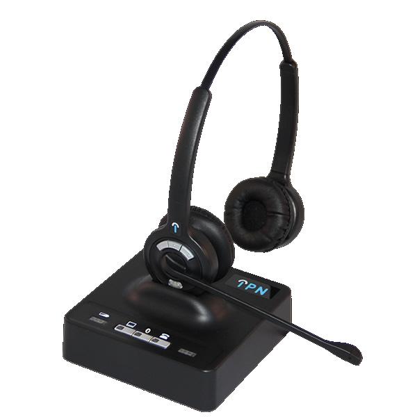 IPN-W995 cuffia stereo wireless 3 in uno