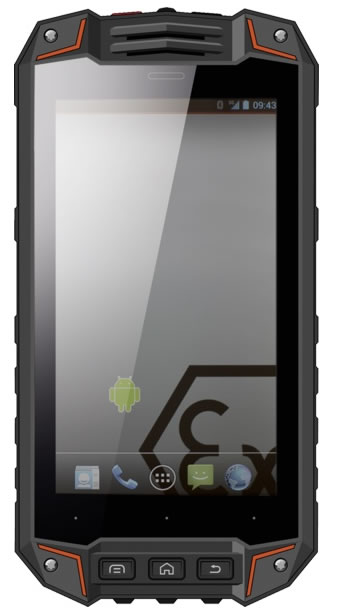 i.safe is520.1 smartphone atex zona 1/21