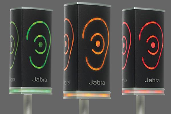 Misuratore di rumore Jabra noise guide
