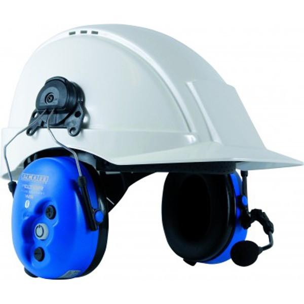Peltor WS protac bluetooth ATEX cuffia antirumore per elmetto - Ezdirect 9bbbf33803bb