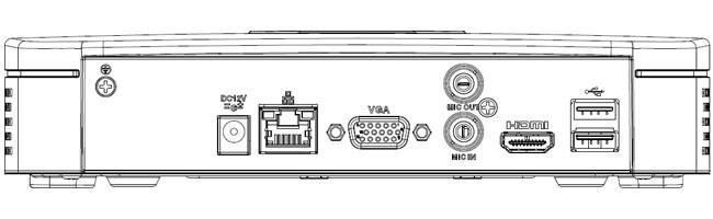 NVR dahua 16 canali NVR2116-4KS2