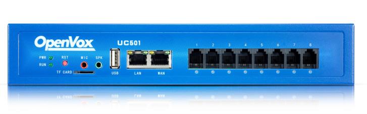Centralino IP Openvox UC501