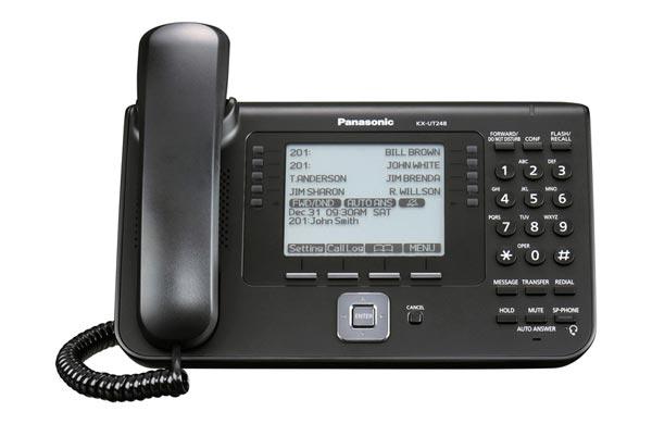 Panasonic kx-ut248 telefono voip