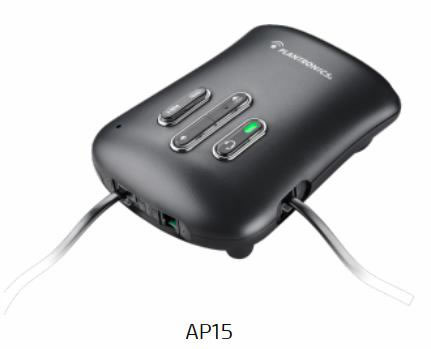 Amplificatore plantronics ap15