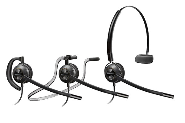 plantronics hw540 encorepro multi supporto