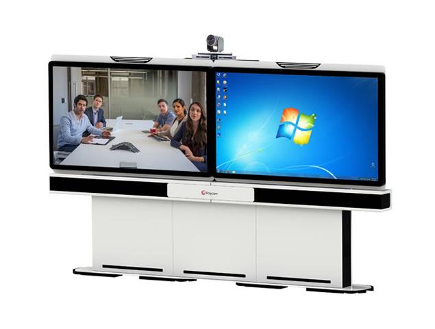 Videoconferenza cloud Polycom starleaf