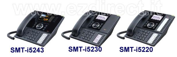 gamma telefoni samsung VoIP SMT