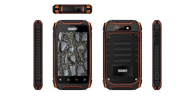 Saiet forte st-s350 android