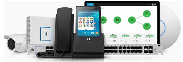 Ubiquiti Unifi telefoni voip