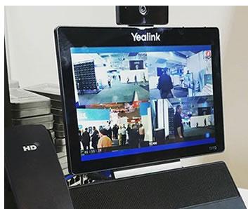 SIP-t49G videoconferenza yealink