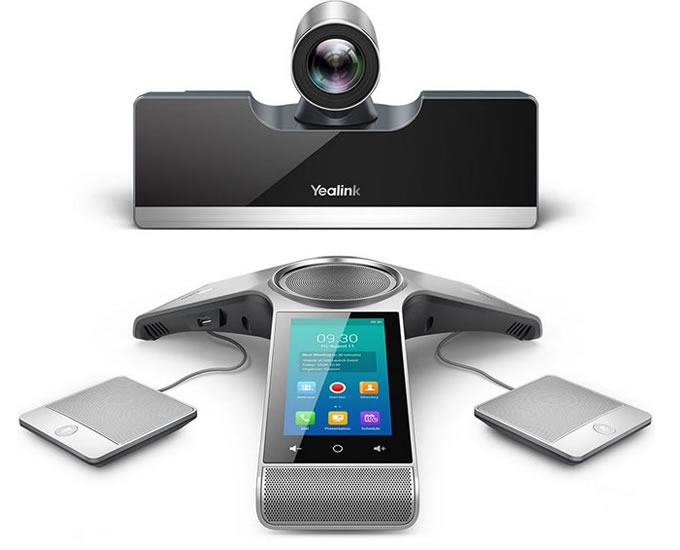 Yealink VC500 phone wired videoconferenza ip