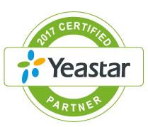 Yeastar Academi partner certificato