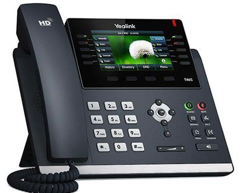 Yealink T46S telefono IP