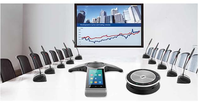 audioconferenza microfoni vivavoce per sale conferenze