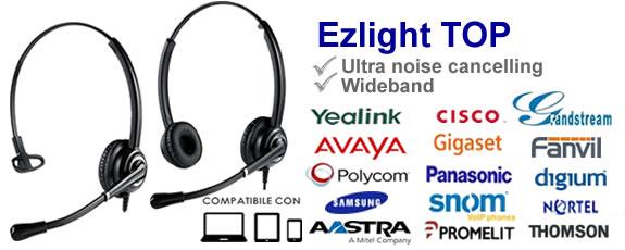 Cavi per cuffie telefoniche compatibilità