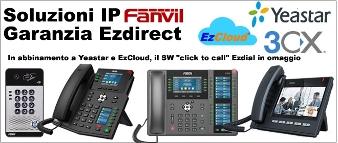 grandstream fanvil ezdirect