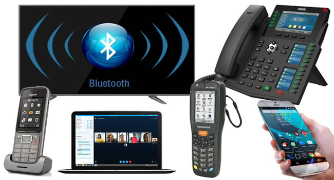 Cuffia wireless bluetooth per fisso, tv bluetooth e telefono