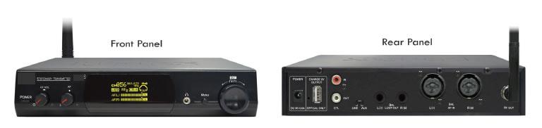 trasmettitore da tavolo wireless