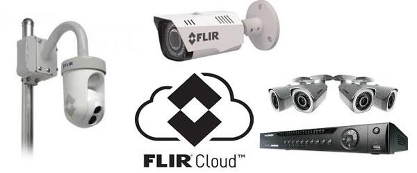 flir telecamere IP
