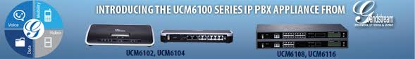 ippbx appliance UCM6100 grandstream