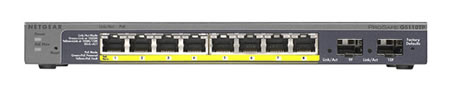 netgear switch 8 porte poe gigabit