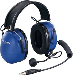 Peltor cuffie headsets