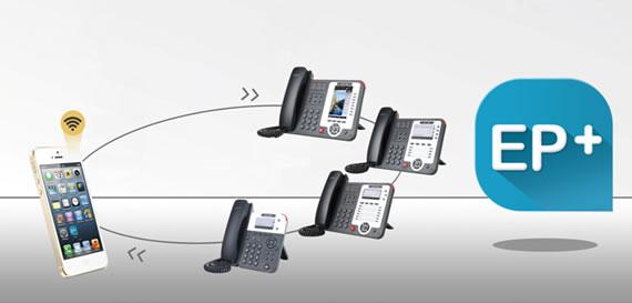 Escene voip phone softphone virtuale