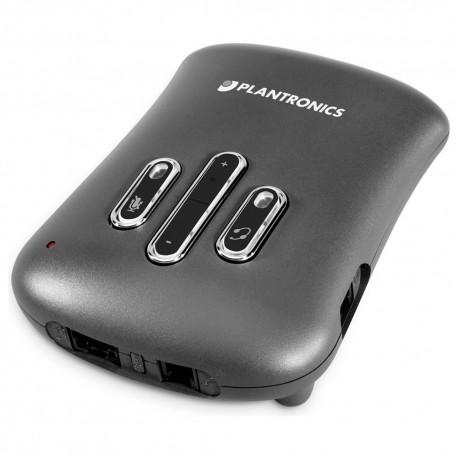 Plantronics DM15 Vista plus con protezione acustica avanzata a norma EU sul rumore.